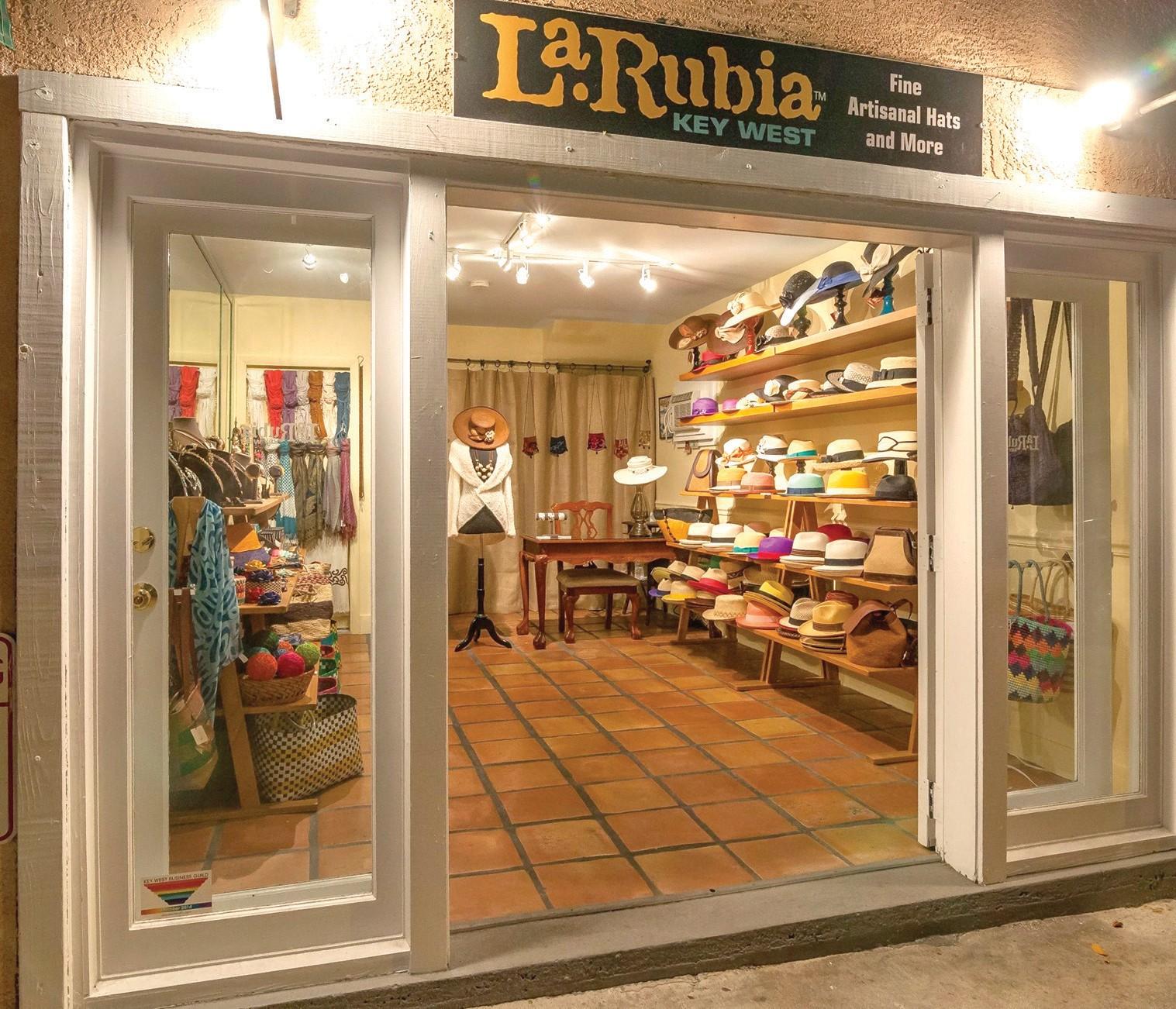 La Rubia Fine Hats