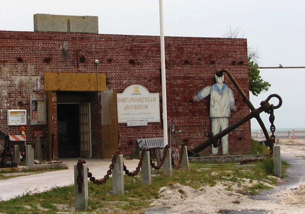 East Martello museum — home of Robert the doll