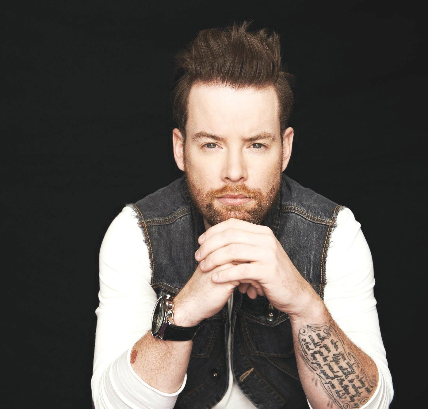 Singer-songwriter David Cook performs at the Key West Theater | Key ...