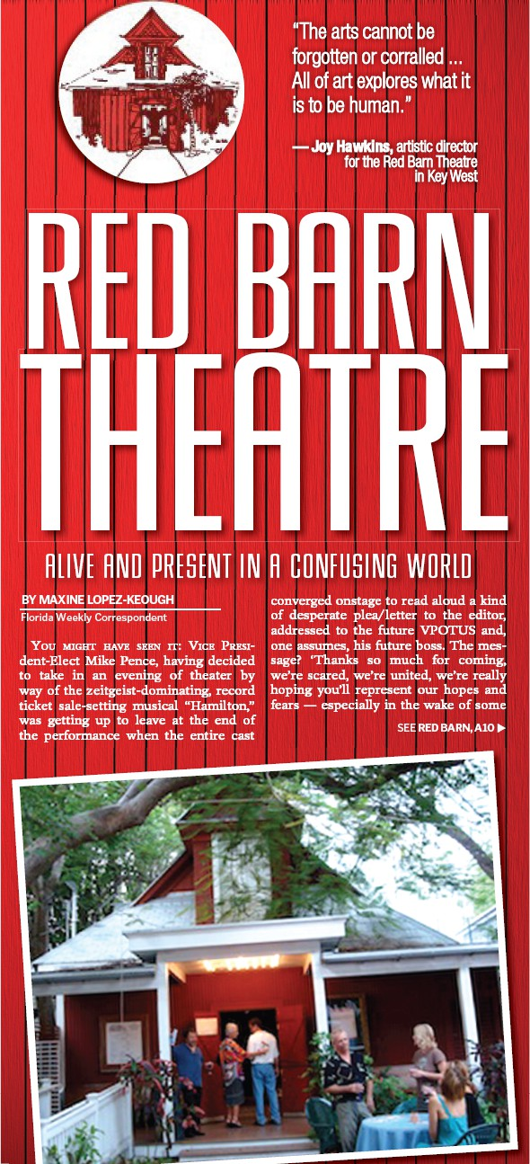 Red Barn Theatre Key West