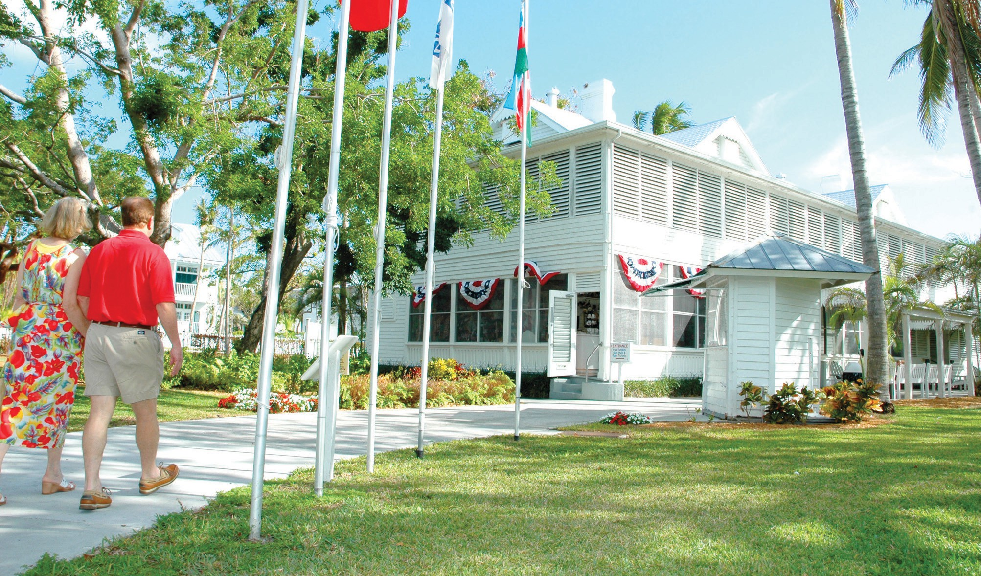 Image result for Harry S. Truman little white house key west